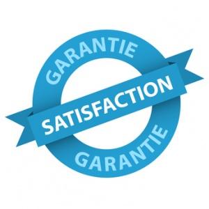 Tampon SATISFACTION GARANTIE (service clientle qualit)